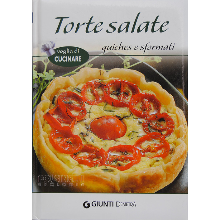 Torte salate, quiches e sformati