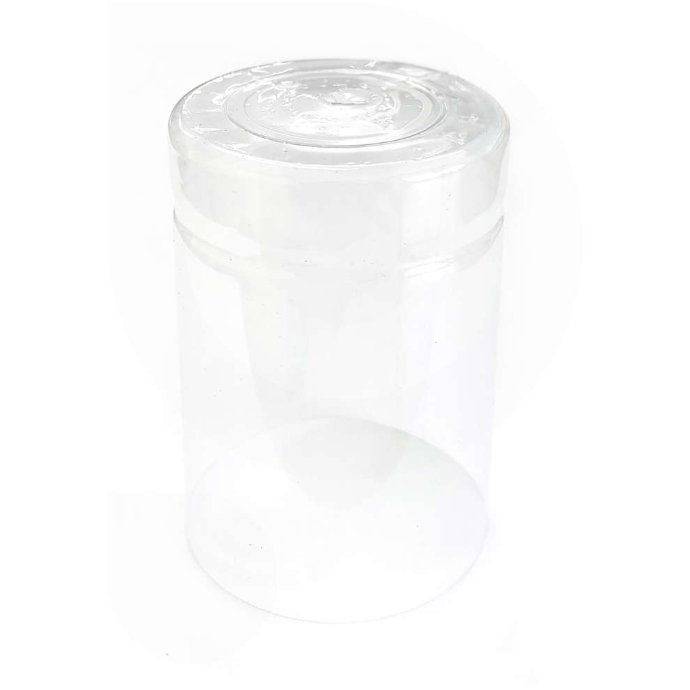 Transparent PVC capsule ⌀46 (100 pcs)