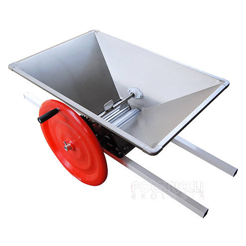 Trituradora de tipo tolva de acero C