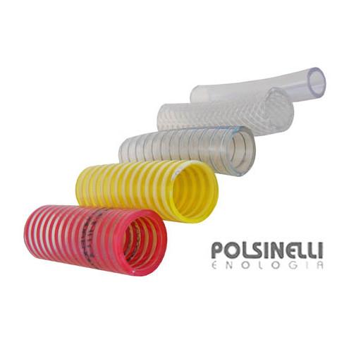 Tube de cristal non toxique 7 x 10 (1 m)