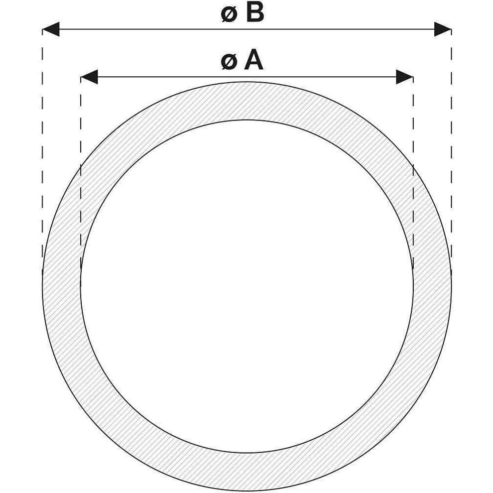 Tubo Cristallo atossico ø 15 (5 m)