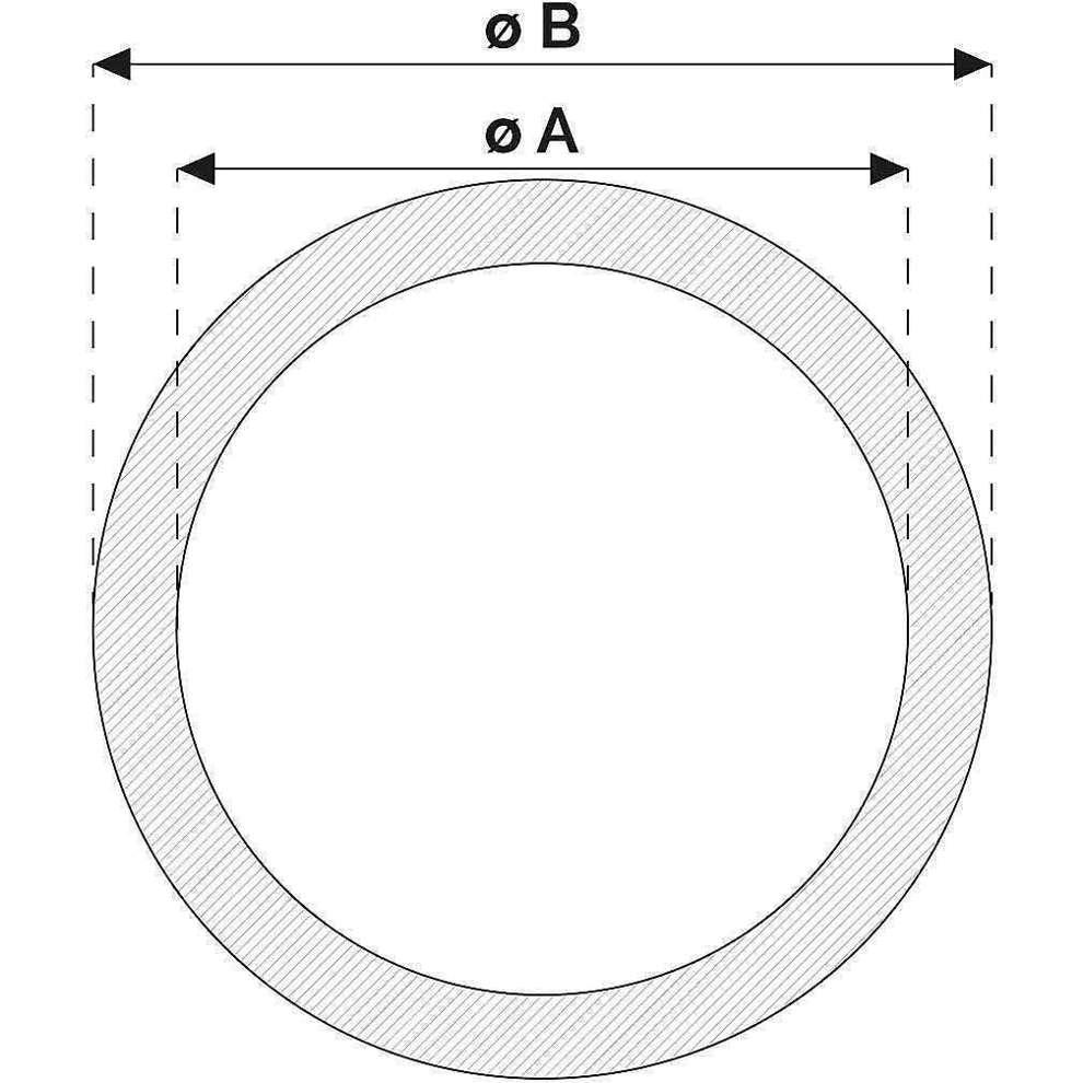 Tubo Cristallo atossico ø 20 (5 m)