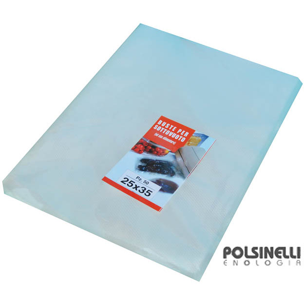 Vacuum bag 25x35 (50 pieces)
