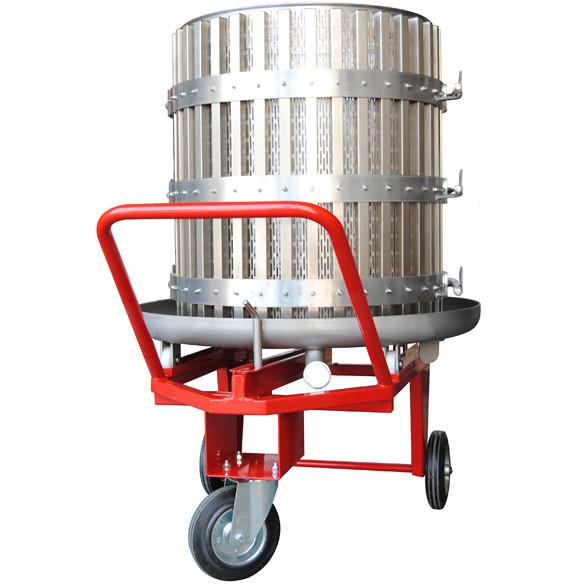 Vertikalpresse Alfa 60 Stahl