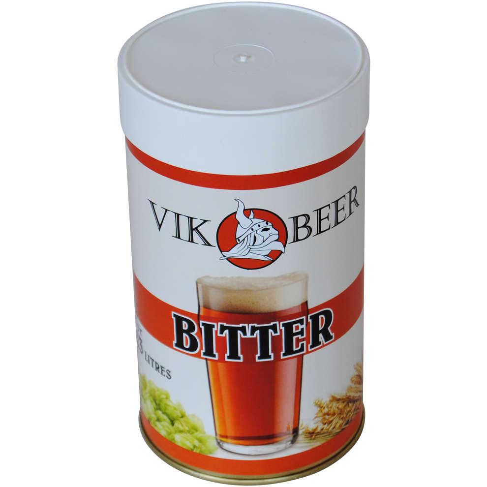 Vik malta de cerveza amarga (1,5 kg)