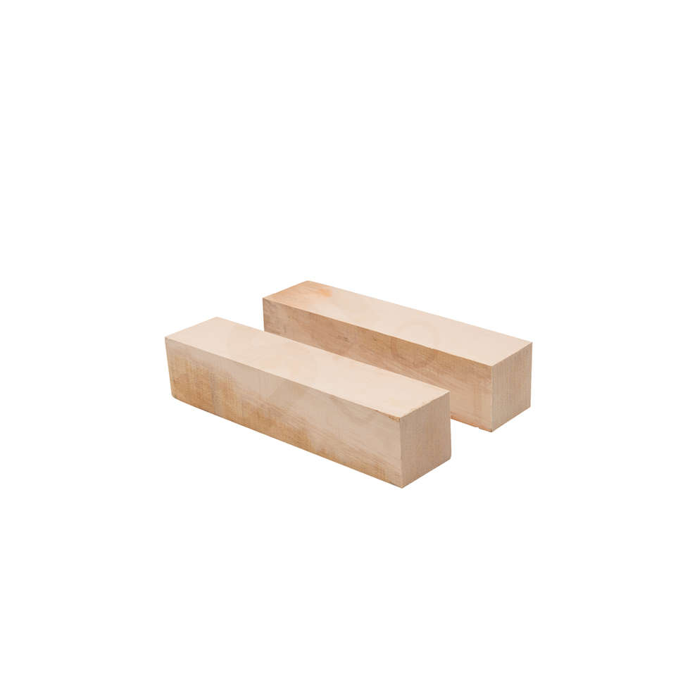 Wooden pieces for press 15 (2 pieces)