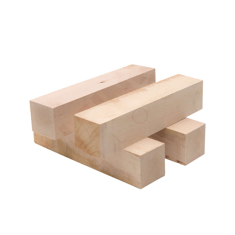 Wooden pieces for press 25 (4 pieces)
