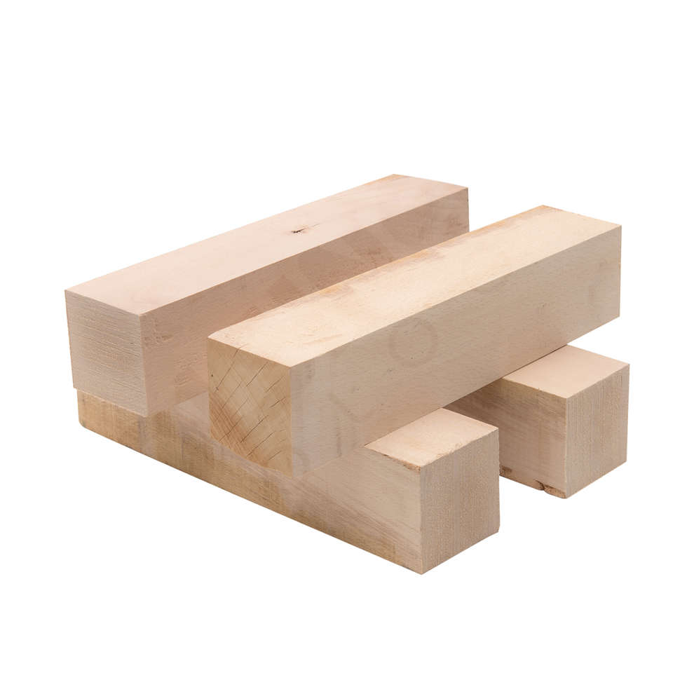 Wooden pieces for press 35 (4 pieces)