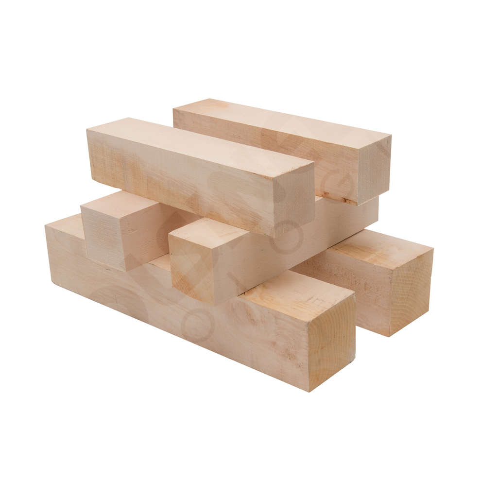 Wooden pieces for press 50 (6 pieces)