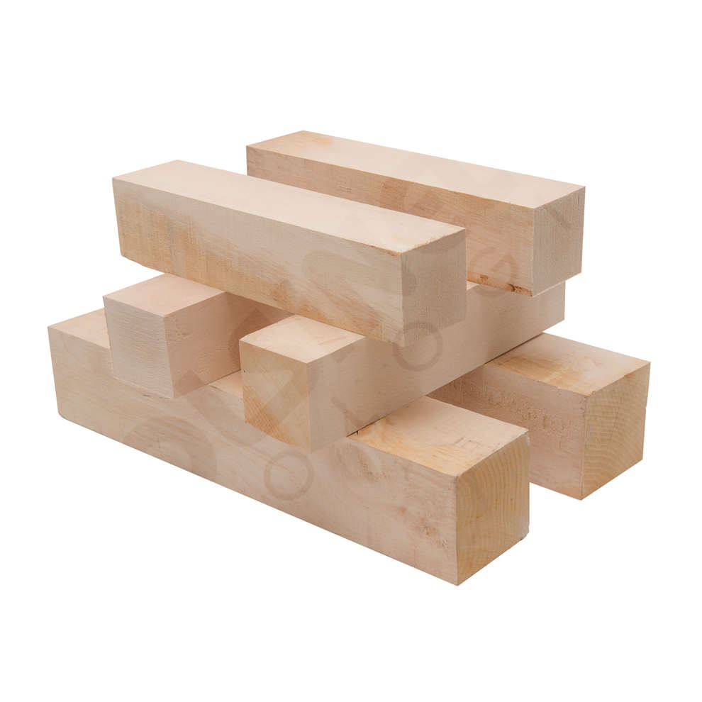 Wooden pieces for press 55 (6 pieces)