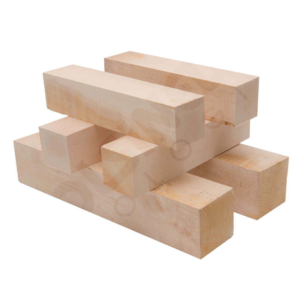 Wooden pieces for press 60 (6 pieces)