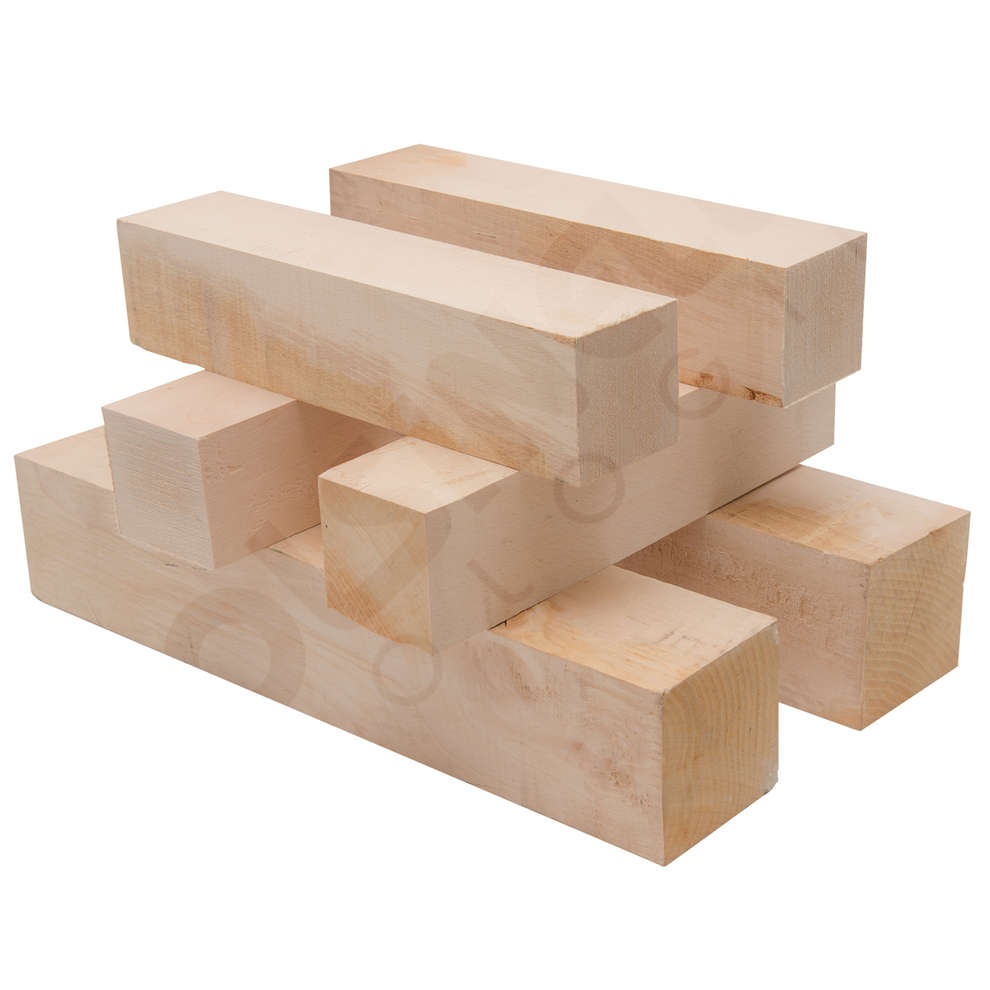 Wooden pieces for press 70 (6 pieces)