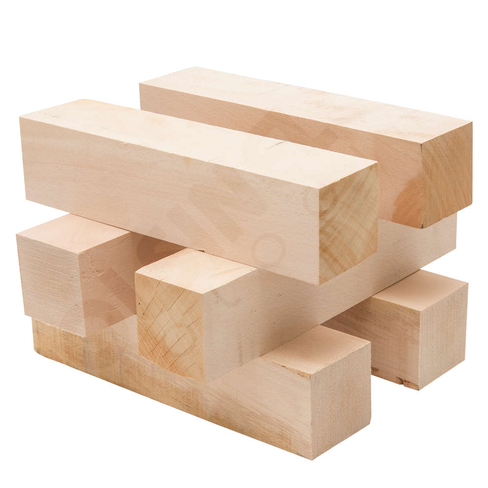 Wooden pieces for press 80 (6 pieces)