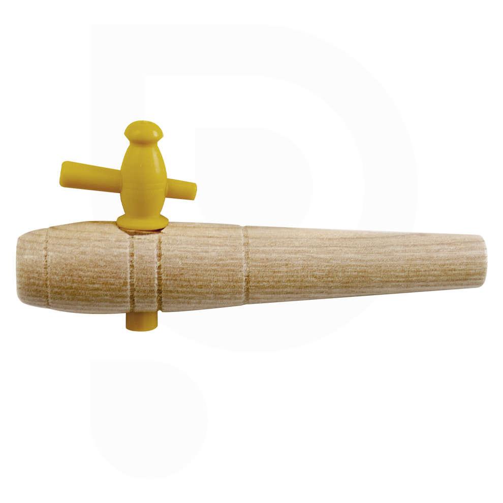 Wooden spigot nr.00