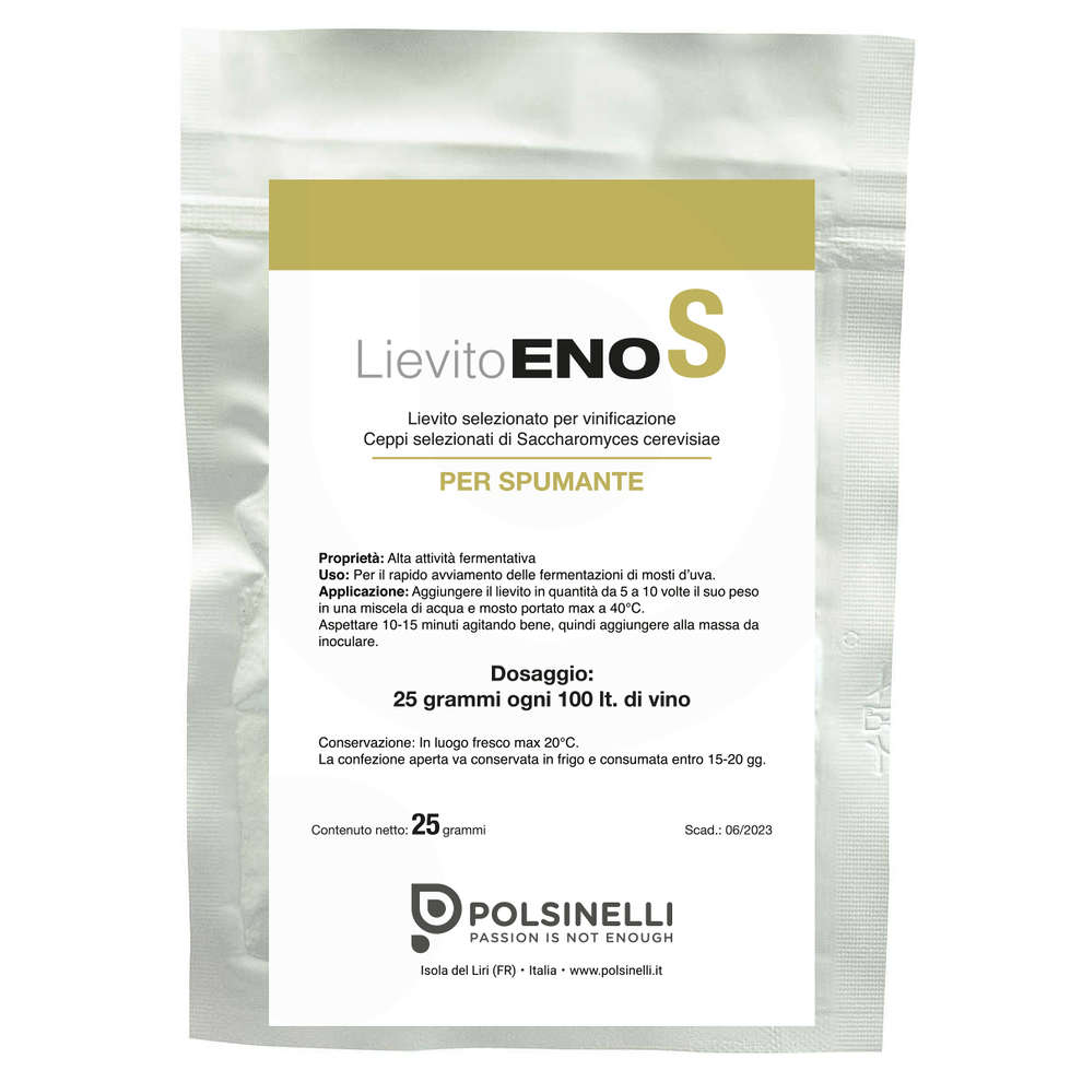 Yeast Eno S (25 g)